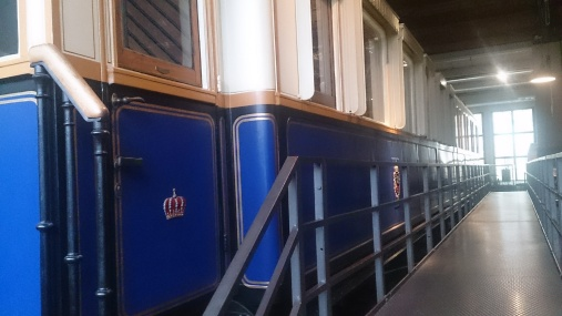 Vagonul Împăratului Wilhelm al II-lea